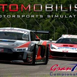 Automobilista - EEC GT3 Mod - CIGT 2016 Series - Ferrari 458 Italia GT3 - Spa-Francorchamps