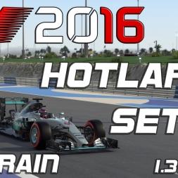 F1 2016 | Setup + Hotlap | Bahrain | 1.30,295 [PC]