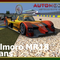 Automobilista - Metalmoro MR18 - Le Mans