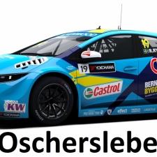 RaceRoom Setups - WTCC15 Honda Civic - Oschersleben