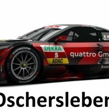 RaceRoom Setups - DTM13 - Audi - Oschersleben