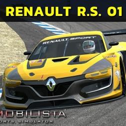 Automobilista - Renault RS 01 at Laguna Seca (PT-BR)