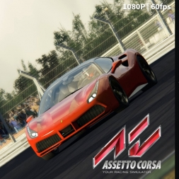Assetto Corsa - Tripl3 Pack DLC - Ferrari 488 GTB @ Brands Hatch GP - PC 60FPS