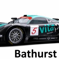 RaceRoom Setups - GTR1 - Saleen S7R - Bathurst