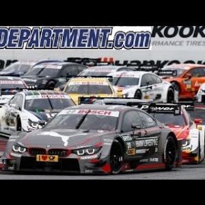 RaceRoom Broadcast   RaceDepartment DTM @ Oschersleben
