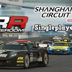 RaceRoom Racing | Singleplayer | GT3 @ Shanghai Circuit GP