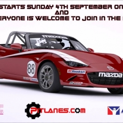 iRacing.com / Mazda MX-5 Global Challenge / Pitlanes.com and Dilligaf Racing