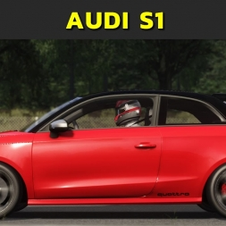 Assetto Corsa - Audi S1 at Monza 66 Junior (PT-BR)