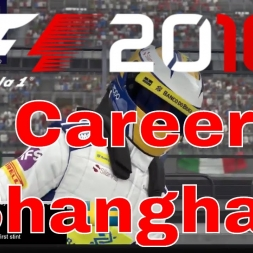 F1 2016 - Shanghai Career Race in the Manor