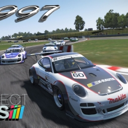 Project Cars * Porsche 997 Cup R * race [ Hero to Zero edition]