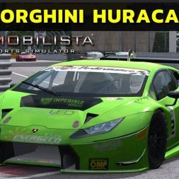 Automobilista - Lamborghini Huracan GT3 at Montreal (PT-BR)