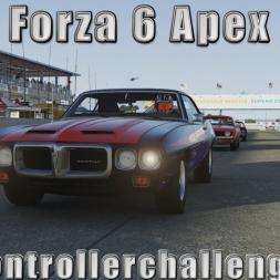 Forza 6 Apex: #Controllerchallenge!