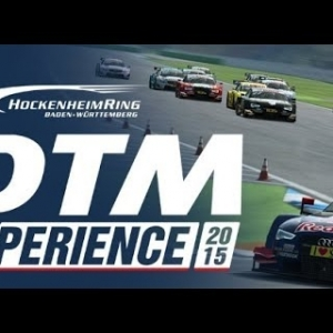 RaceRoom Competition | DTM 2015 @ Hockenheim 1:31:623