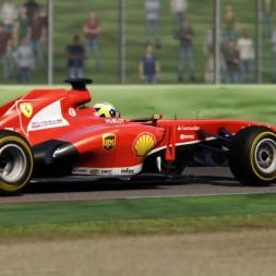 Assetto Corsa - Ferrari F138 - Imola