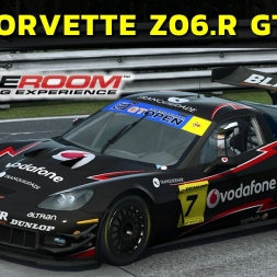 Raceroom  - Corvette Z06.R GT3 at Nordschleife (PT-BR)