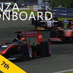 PSRL World Series 2012 | Monza | OnBoard + TV Broadcast