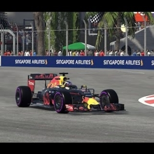F1 2016 review: Physics and Handling (2)