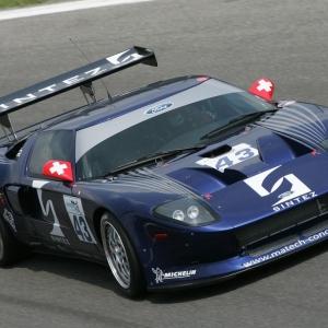 RaceRoom Hotlap | FORD GT GT3 @ Mazda Laguna Seca 1:22:763
