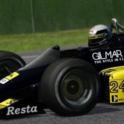 Assetto Corsa 1.8.1-F1 Season 1986