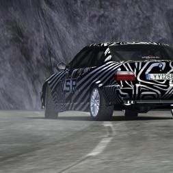SimRally   Test Rally #1   S1 Lienz   Balazs Toldi OnBoard