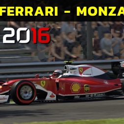 F1 2016 Gameplay PC - Italy GP (PT-BR)