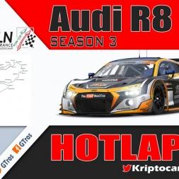 iRacing Audi R8 LMS @ Nurburgring Gesamtstrecke | Hotlap 7'46.229 | VLN Endurance Championship
