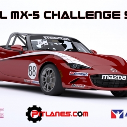iRacing.com / MX-5 Global Challenge / Charlotte Road Course