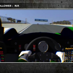 iRacing - 2016 Season 3 Week 12 - SRF @ Laguna Seca