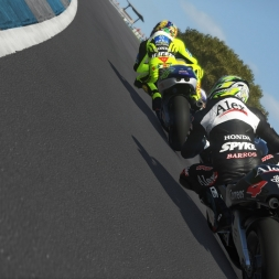 Valentino rossi the game - Alex Baros Motogp - Phillip Island 4k video