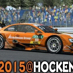 Raceroom [ONLINE] : DTM 2015 @ Hockenheim