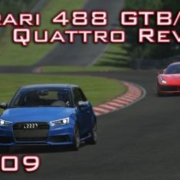Assetto Corsa: Audi S1/Ferrari 488 GTB (Tripl3 Pack) Review - Episode 109
