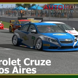 Automobilista - Chevrolet Cruze - Buenos Aires