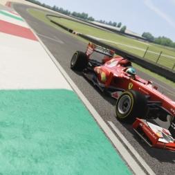 Assetto Corsa PC: Ferrari F138 @ Mugello 1:20.636