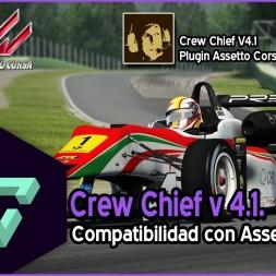 ASSETTO CORSA | CREW CHIEF V4.1 APP | DALLARA F312 -  SILVERSTONE - ESPAÑOL HD -