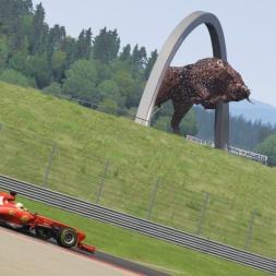 Assetto Corsa PC: Ferrari F138 @ Red Bull Ring GP 1:08.497