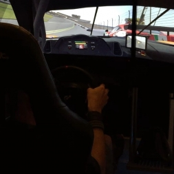 rFactor 2 - Daytona Road Course - GTE-