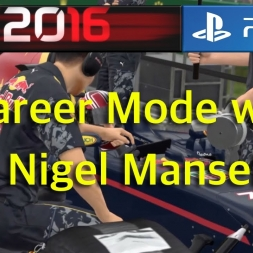 F1™ 2016 - Career Mode with Nigel Mansell