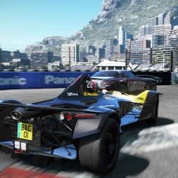 Project Cars - BAC Mono - Monaco 2k video