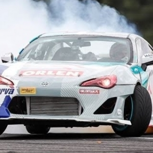 rFactor 2 1stPersonView Drift Toyota GT86 at Mores 2013