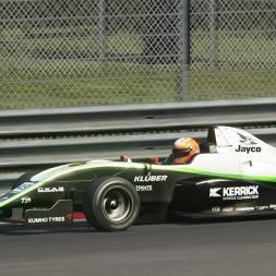 Raceroom Tatuus F4 Nürburgring GP Race 1