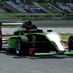Raceroom Tatuus F4 Nürburgring GP Race 2