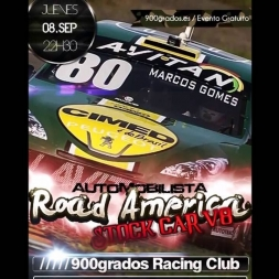[AM] 8/sep - Stock Car V8 @ Road America