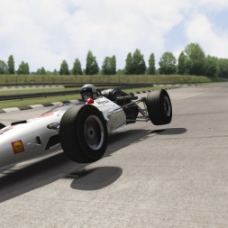 Assetto Corsa PC - Honda RA300 @ Monza 1966 Full Course