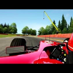 ASSETTO CORSA-Ferrari F2004 Onboard Cam-Hot Lap