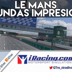 iRacing | HPD @ Le Mans | SEGUNDAS IMPRESIONES