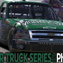 iRacing : Nascar Truck Series @ Phoenix 2008