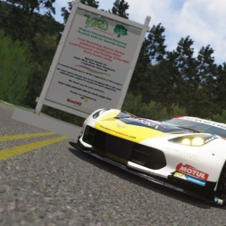 Assetto Corsa PC - Corvette C7.R @ VIR Full Course