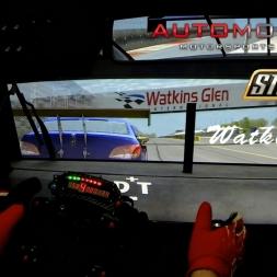 ONBOARD CAM: Stock Car V8 - Watkins Glen. Automobilista. AccuForce. Triple Screens.