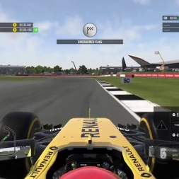 F1 2016 Career Mode - Great Britain Live Qualifying