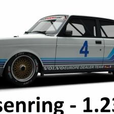 RaceRoom Setups - TouringClassics - Volvo240Turbo - Sachsering - 1.23.894 LB*